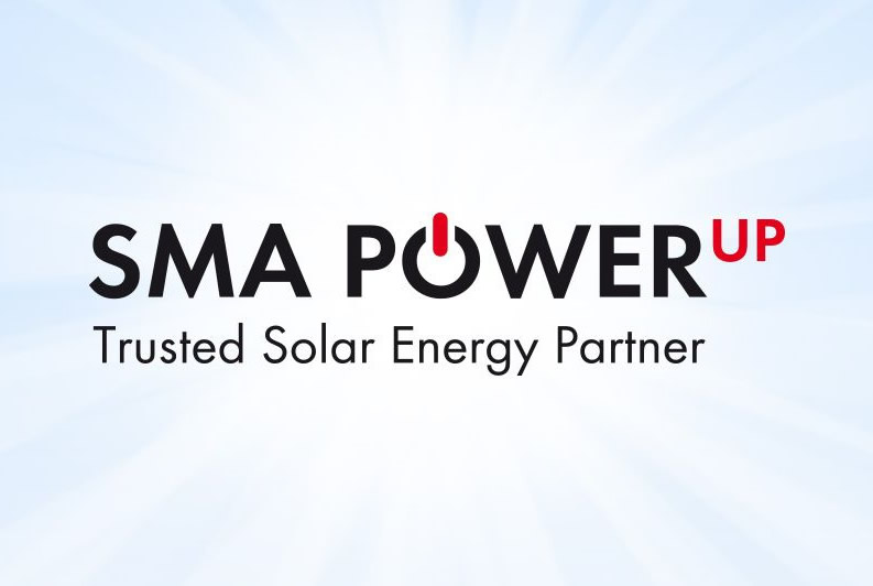 SMA Power Up - Trusted Solar Energy Partner
